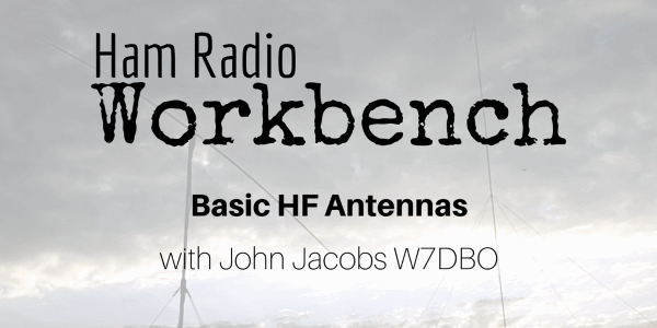 Ham Radio Workbench Podcast Episodes - Ham Radio Workbench
